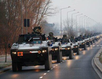 Polskie wojsko jedzie na Berlin. To tylko ćwiczenia