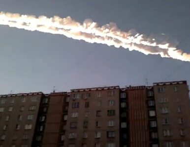 Meteoryt czelabiński był znacznie większy niż sądzono
