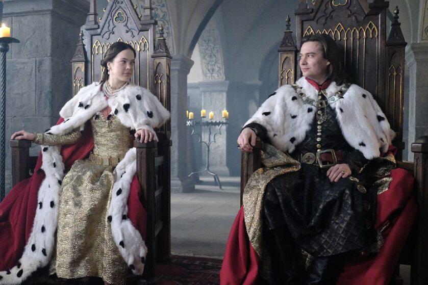 Kadr z serialu Korona Królów