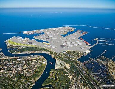 Rząd daje zielone światło dla budowy Portu Centralnego w Gdańsku....