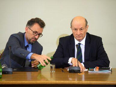 W PO zadowoleni z wystąpienia Rostowskiego, ale od Tuska oczekują powagi