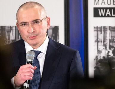 Chodorkowski stworzył listę kandydatów na prezydenta Rosji. Wśród nich...