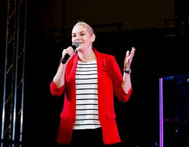 """Aktorka znana z """"M jak miłość"""" wystartuje w wyborach z listy PiS...."""