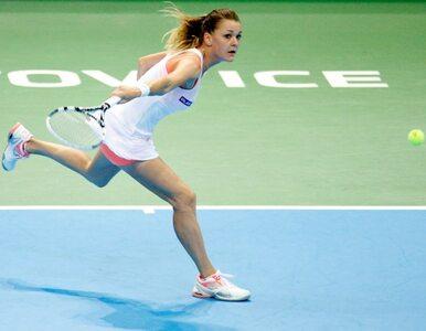WTA Katowice: Radwańska ograła Schiavone w dwóch setach