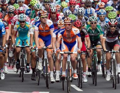Tour de Pologne: Włoch zdobył żółtą koszulkę lidera