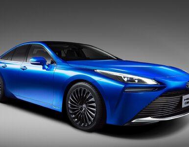 Oszałamiająca nowość Toyoty. Piękne auto, na dodatek najbardziej...