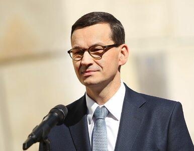 Premier Morawiecki o rozmowach w Brukseli: Było bardzo groźnie i ostro