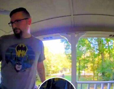 Inteligentny zamek przestraszył się Batmana. Nie wpuścił właściciela do...
