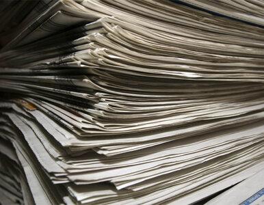 Jedna z najstarszych gazet świata znika z druku