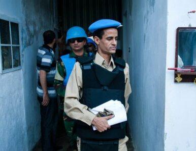 Syria: obserwatorzy ONZ badają miejsce masakry 78 osób