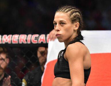 Sensacja w Nowym Jorku! Joanna Jędrzejczyk straciła pas UFC