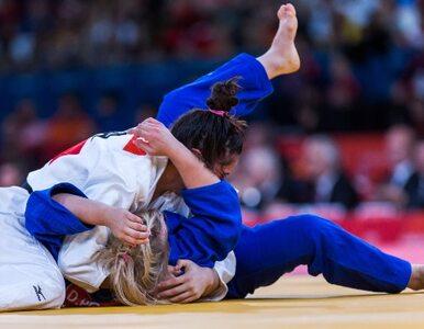 Judo: Daria Pogorzelec przegrała przez kontuzję i dekoncentrację