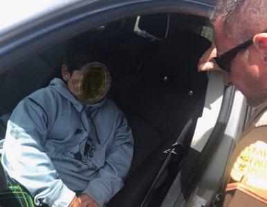Policjanci zatrzymali 5-latka na autostradzie. Jechał do salonu kupić...