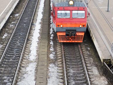 Wagony przejechały 11 km bez lokomotywy. Pasażerowie cudem uniknęli śmierci