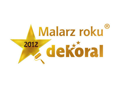 Finał konkursu Malarz Roku Dekoral 2012