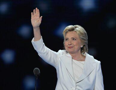Hillary Clinton jako pierwsza kobieta w historii powalczy o fotel w...
