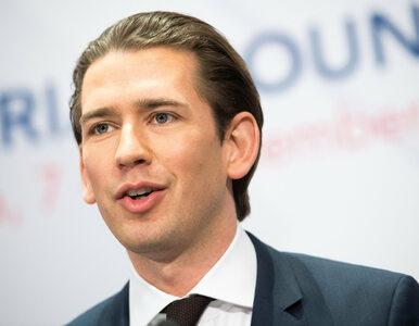 """Zaprzysiężono prawicowy rząd Austrii. """"Nie pozwólcie na rządy nazistów"""""""