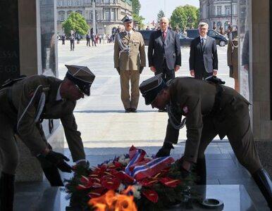 Norweski król uczcił pamięć polskich żołnierzy