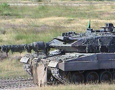Niemiecka armia zaatakowana w... Niemczech