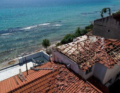 Nad Grecję nadciąga cyklon niby-tropikalny. Lanos może być najsilniejszy...