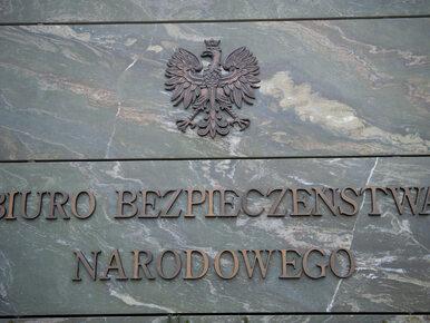 Nagła dymisja w Biurze Bezpieczeństwa Narodowego. Płk Czesław Juźwik...