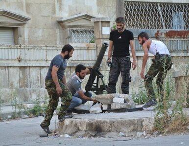 Bombowce Asada bombardują Aleppo - bomby zabijają 40 osób