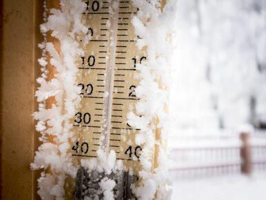 Czeka nas spore ochłodzenie. Termometry pokażą nawet -15 stopni