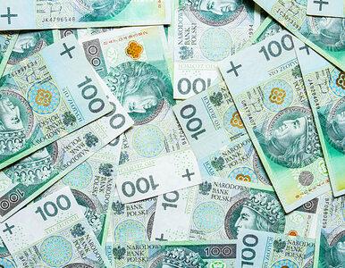 Mieszkaniec Bełchatowa zapomniał saszetki pełnej pieniędzy. Zgubę oddali...
