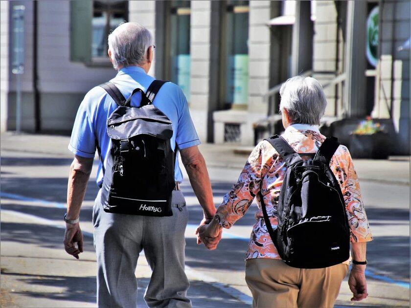 Ruch receptą na długowieczność
