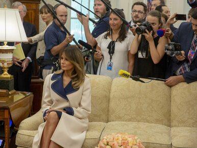 Melania Trump: Jestem najbardziej szykanowaną osobą na świecie