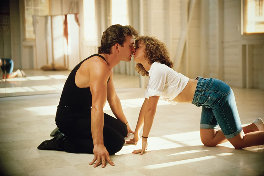 "Jennifer Grey jako Frances ""Baby"" Houseman w filmie ""Dirty Dancing"" (1987)"