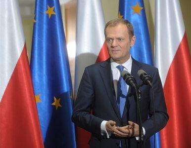Polacy tracą wiarę w Tuska?