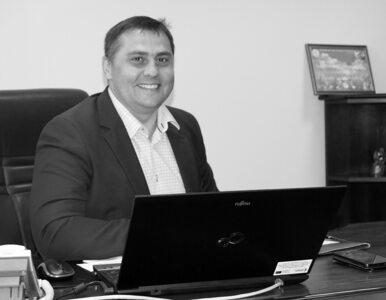 Tragiczna śmierć burmistrza Drobina. Miał 43 lata