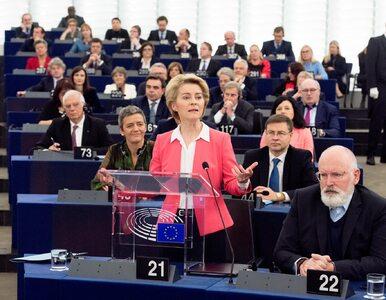 Parlament Europejski poparł skład nowej Komisji Europejskiej Ursuli von...