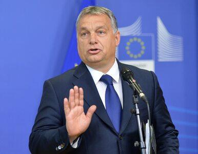 Orban w PE: Każdy imigrant oznacza zagrożenie dla bezpieczeństwa i...