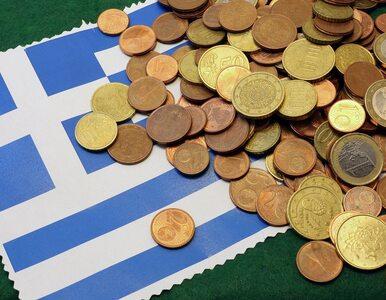 Grecja nie spłaciła kolejnej raty kredytu