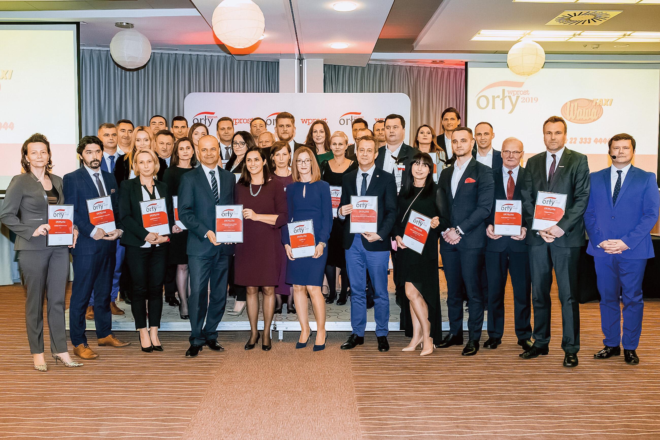 Gala Orły Wprost 2019 - Kraków
