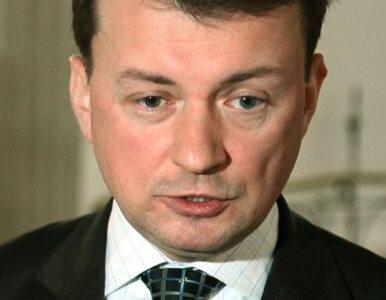 Błaszczak: pod rządami Tuska konstytucja jest łamana