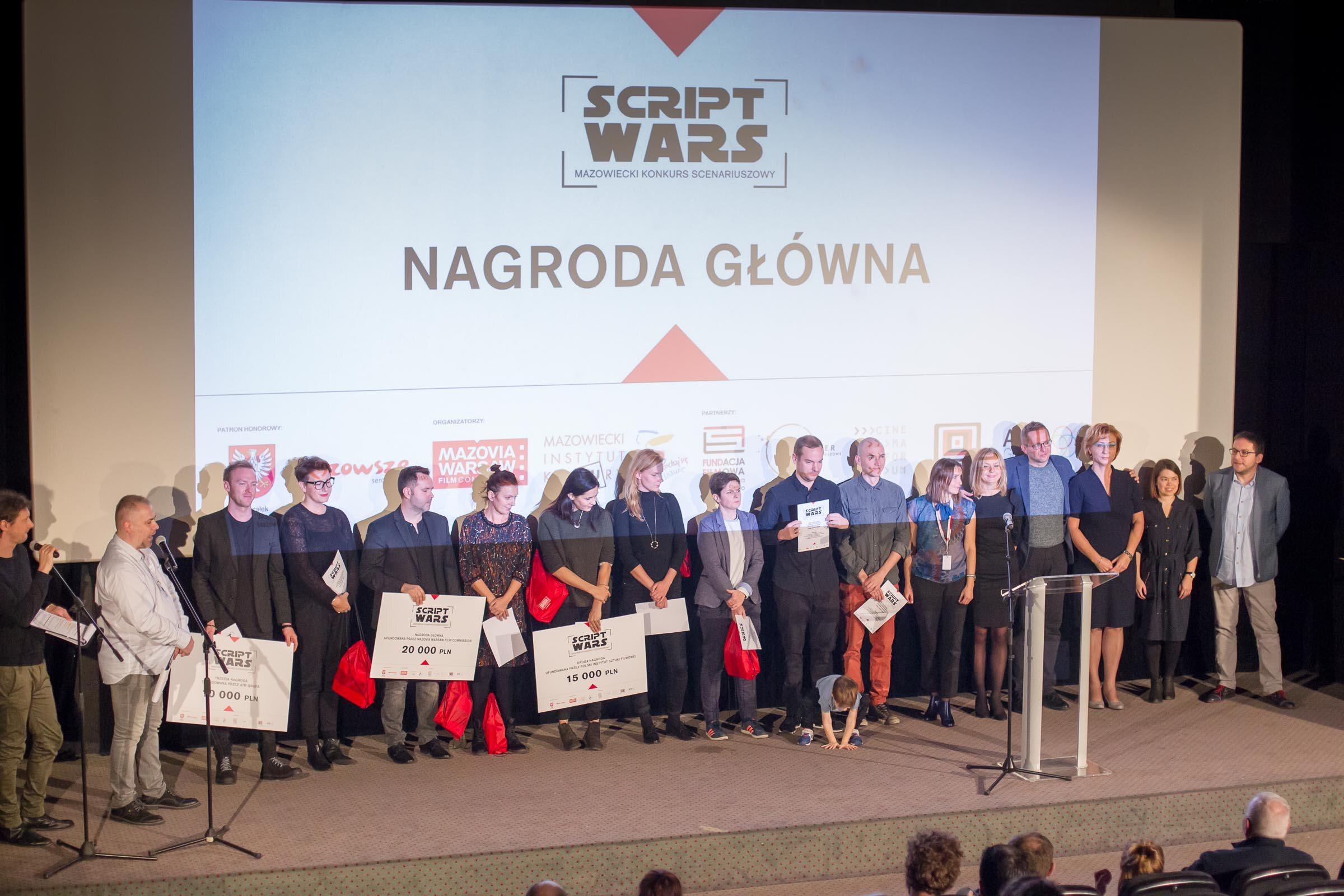 Cinemaforum 2017 - zwycięzcy Script Wars