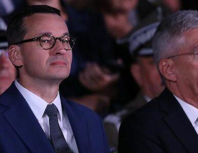 Premier Morawiecki i marszałek Karczewski: Domagamy się zadośćuczynienia...