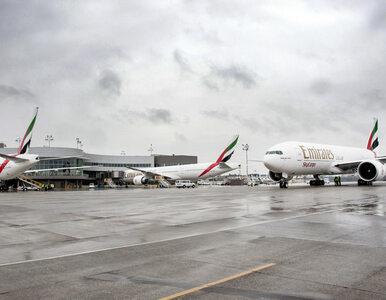 Rekordowa dostawa w Emirates - cztery nowe samoloty szerokokadłubowe w...