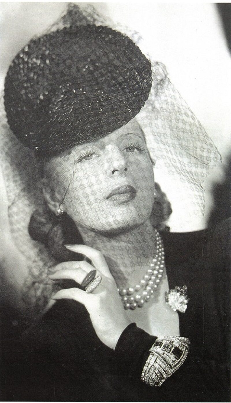 Tamara Łempicka w latach 30.