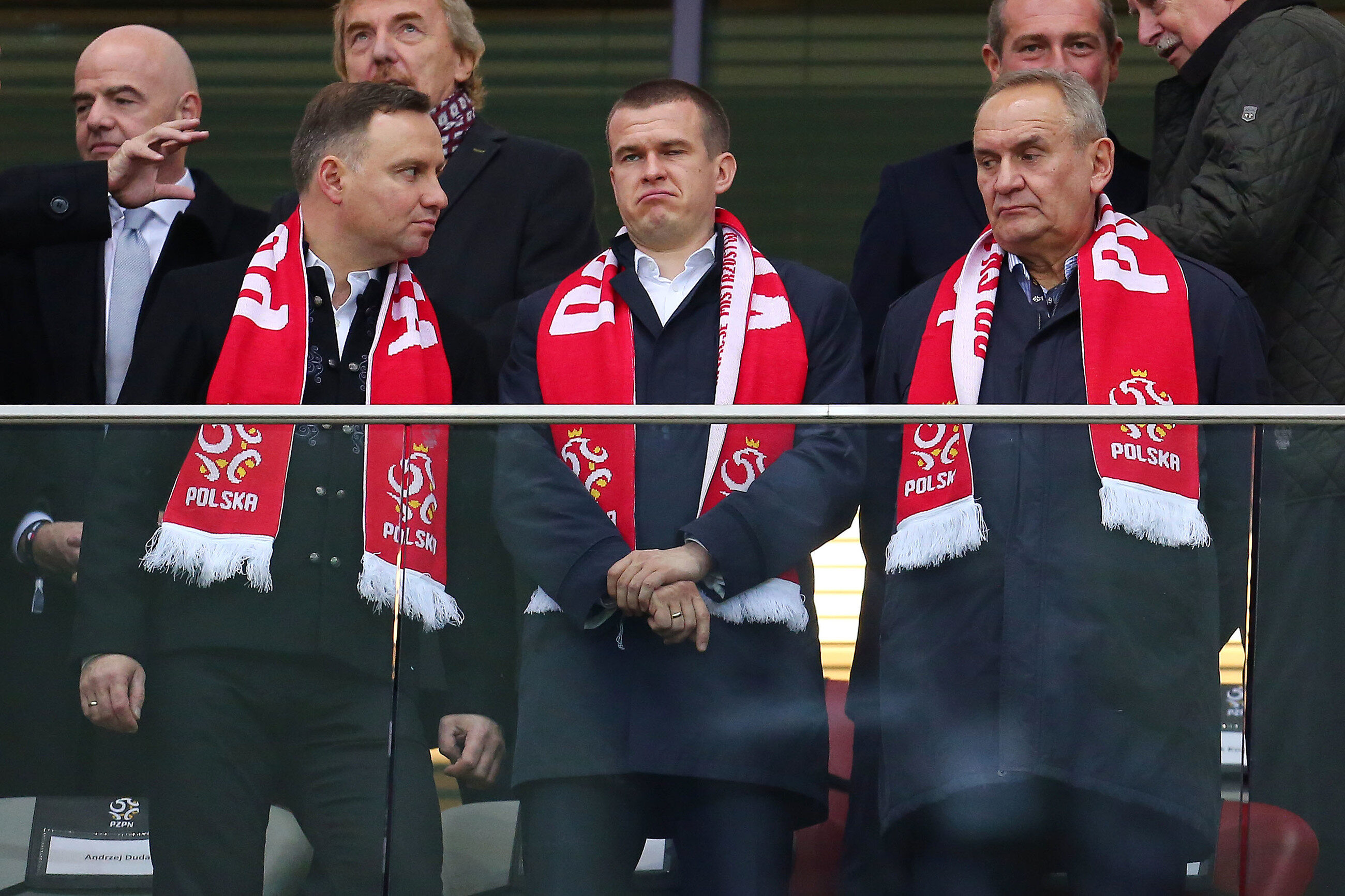 Andrzej Duda, Witold Banka