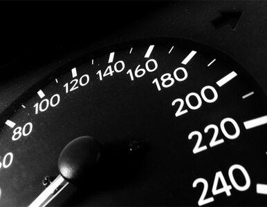 Za przekroczenie prędkości zabiorą prawo jazdy od ręki. O ile?