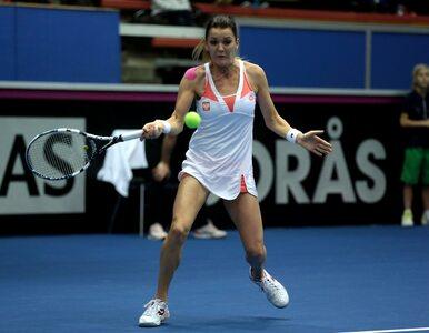 """WTA Indian Wells: """"Rowerek"""" Radwańskiej w III rundzie"""