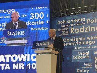 Kaczyński i Morawiecki na Śląsku. Padły ważne słowa