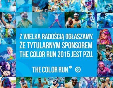PZU sponsorem tytularnym The Color Run Polska