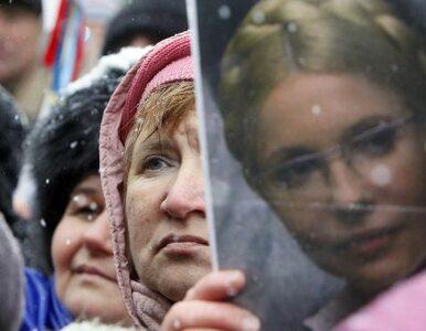 """""""Uwolnijcie Tymoszenko, bo grożą nam sankcje"""""""