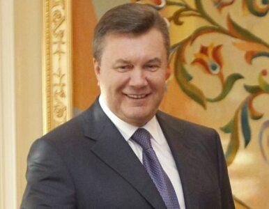 Janukowycz: nie poniżajcie Ukrainy