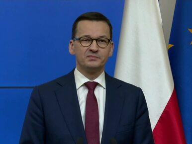 Morawiecki nie pojedzie na szczyt Grupy Wyszehradzkiej w Izraelu